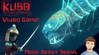 kubo and the two strings video game moon beast brawl