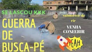 GUERRA MUNDIAL  COM BUSCÁ-PÉ