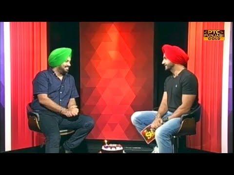 Gurpreet Ghuggi   Live in PTC Star Live   Exclusive Interview   PTC Punjabi Gold