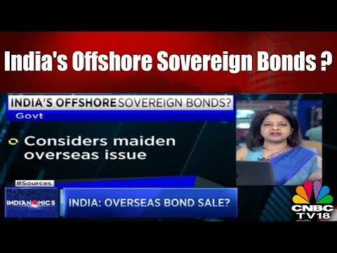 Reporter's Diary | India's Offshore Sovereign Bonds? | CNBC TV18