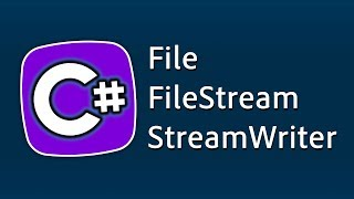 Уроки C# – File, FileStream, StreamWriter – работа с файлами, копирование, перемещение, запись – C#