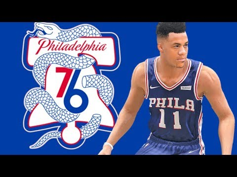 PLAYOFF TIME WING DEFENDER HEADED TO PHILLY - Nba Live 18 My Career (Nba live 18 The One)