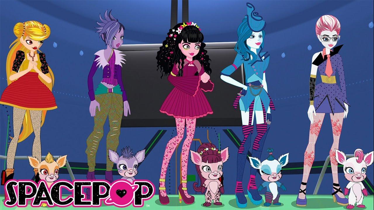 Download The Start of Something Big   SpacePOP Season 1 Episode 10   Kid Genius Cartoons