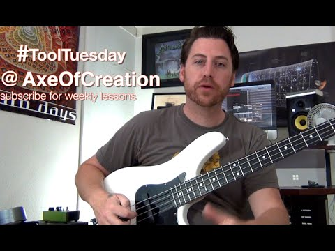 The Pot Bass Lesson Tool Tuesday