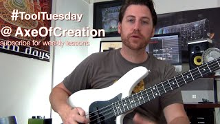 Tool Tuesday: The Pot Bass Lesson