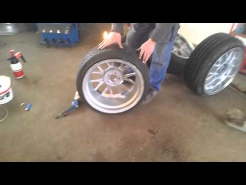 Tyre stretch 205/40r17 9,5x17
