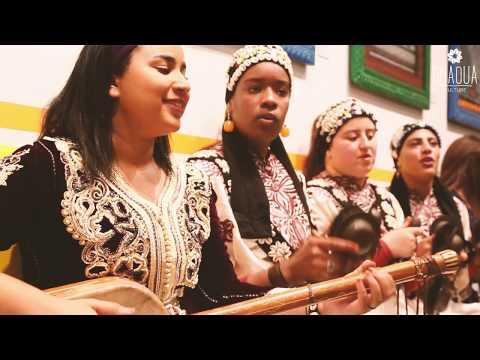 Asmâa Hamzaoui & Bnat Timbouktou - Hassan Hajjaj's Exhibition Casablanca