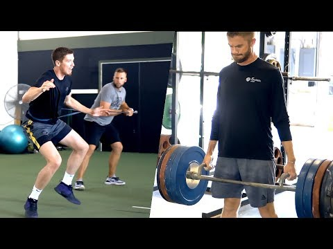 Agility and Strength Training for Basketball | Overtime Athletes