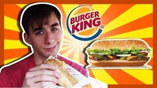 Burger King Extra Long Jalapeno Cheese Burger-the Food Review-ep.68