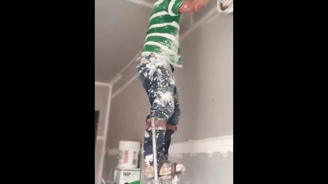 comment peindre le plafond facilement - Comment Peindre Un Plafond Facilement