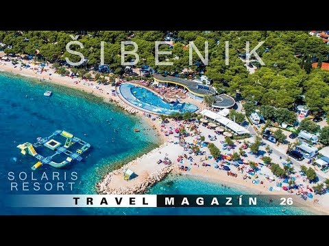 Solaris Resort, Šibenik - Chorvátsko [HD] Travel Magazín 026 (Travel Channel Slovakia)