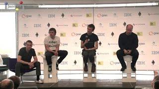 Сколково. Ethereum Russia 2016. Виталик Бутерин. Часть 2: панельная дискуссия и ответы на вопросы