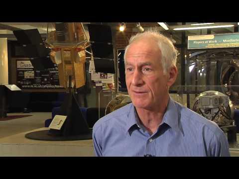 NASA Astronaut Jeff Hoffman  University of Leicester Department of Physics