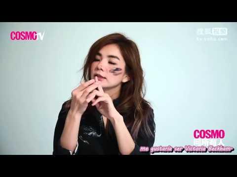 COSMO問所有人 Ella Chen interview sub español