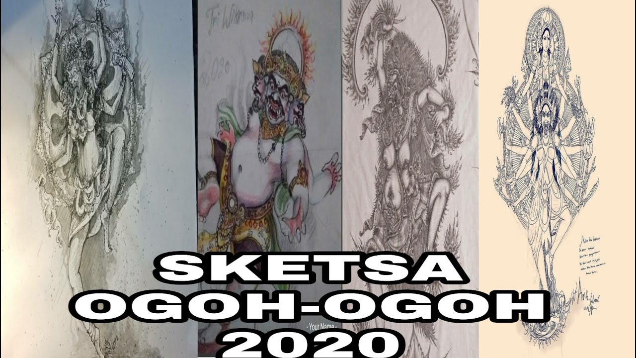 Sketsa OGOH OGOH 2020 PART II