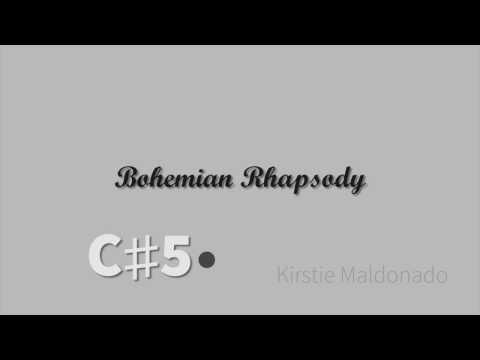 Kirstie Maldonado Vocal Range on PTX Vol IV  Classics A3F5