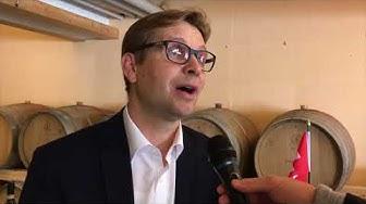 Manfred Gauch  - Gauch Cave des Rochers, Weinmesse 2017