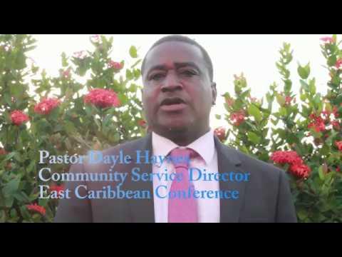 Eastern Caribbean Conference Hurricane Response 09-09-2017