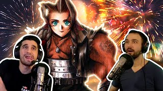 【 FINAL FANTASY VII 】End of Disk 1 | The best date ever! | Blind | PC |  Part 6