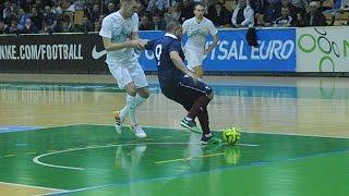 Futsal : France-Slovénie : 2-11, buts et temps forts (Euro 2016)