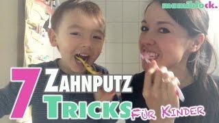 So macht Kindern das Zähneputzen Spaß | mamiblock - Der Mami Blog