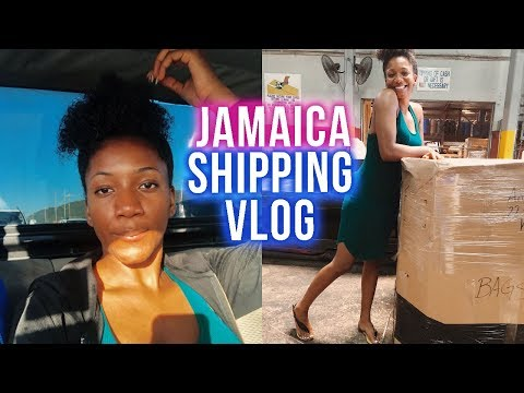 COME TO THE WHARF IN JAMAICA! (MY EXPERIENCE + SHIPPING TIPS)  | Annesha Adams