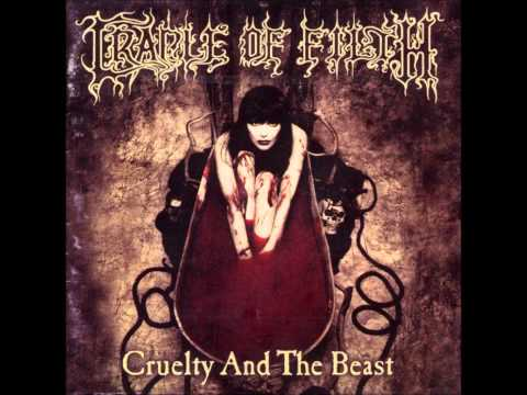 Cradle of filth cruelty brought thee orchids