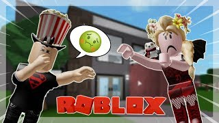 HE THINKS MY HOUSE IS HORRIBLE! GRRRR - Roblox