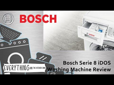 Bosch Series 8 WAWH8660GB Washing Machine Review