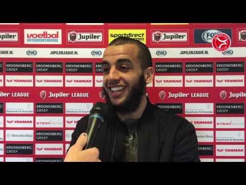 Almere City TV | Ahannach: '20 goals zou een mooi aantal zijn'