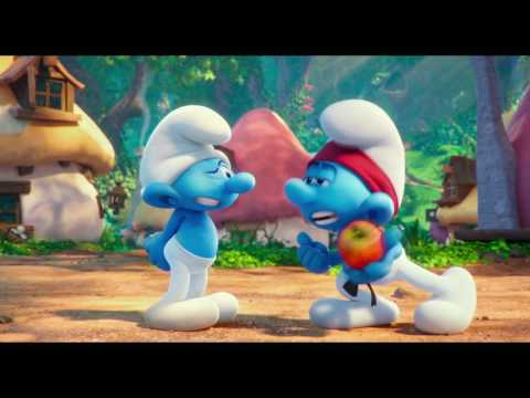 "Smurfs The Lost Village ""International Day Of Happiness"" PSA #2 - 2017 Animation"
