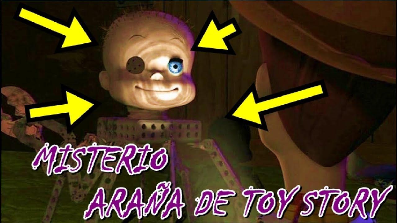 el misterio detr193s del bebe ara209a de toy story youtube