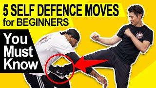 5 Self Defence Moves for Beginners that You Must Know 2017