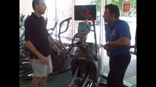 Home Fitness Equipment Review #03 - Octane Q47 Elliptical