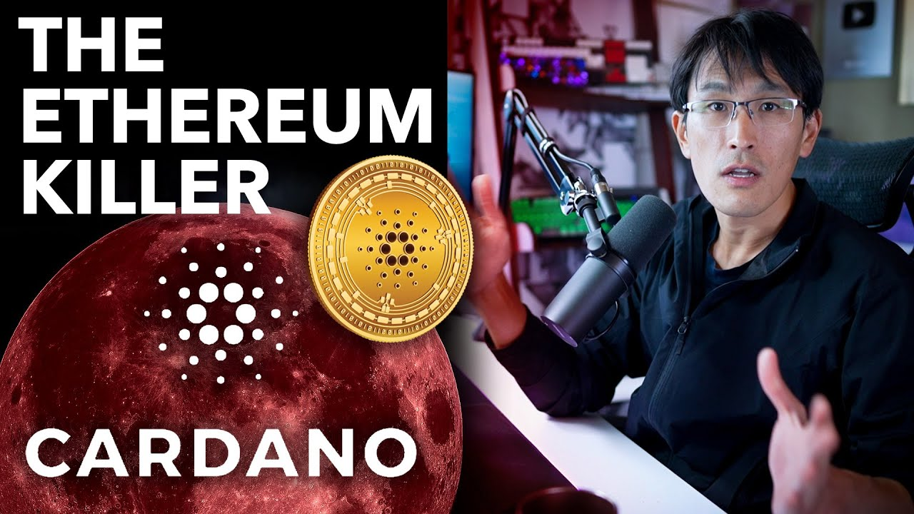"""WHY CARDANO WILL 10X: The """"Ethereum Killer"""" Cryptocurrency."""