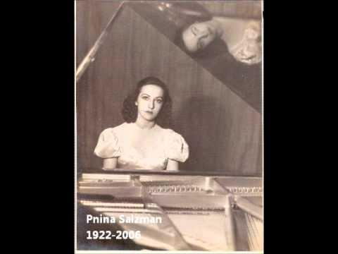 Pnina Salzman - Mozart Piano Concerto No. 24