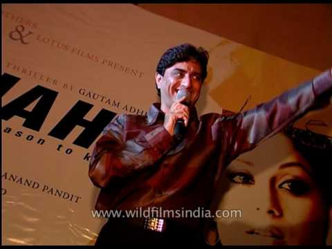 Music Director Anand Raj Anand releases music of 'Wajahh: A Reason to Kill'