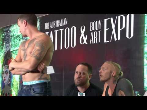 Australian International Tattoo Expo - Melbourne 2015