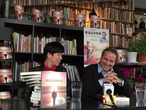China.com Coverage of Author David Scott and His Novel The Longest Distance