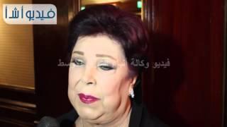 شاهد بالفيديو ماذا قالت الفنانة رجاء الجداوي عن الراحلة تحية كاريوكا