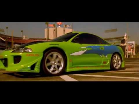 Epic Scene   Fast Furious Eclipse Brian O' Conner