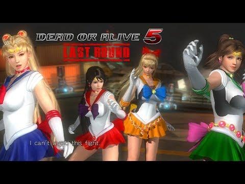 Dead Or Alive 5 Last Round Kasumi/Kokoro vs Hitomi/Naotora PC Mod