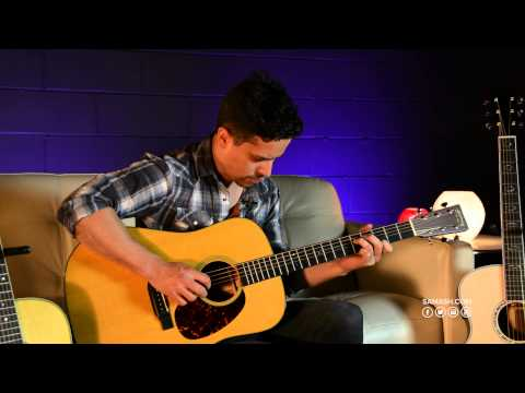 Martin D-18E Retro Series Acoustic-Electric Guitar | Everything You Need To Know