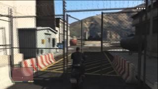 GTA V - Arma secreta localizacion y guia para conseguirla ( Grand Theft Auto V )