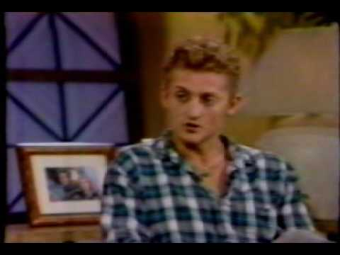 Alex Winter on The Joan Rivers   1991