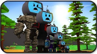 Rebirthing Is Overpowered - Titans Have No Chances - Roblox Titan Simulator