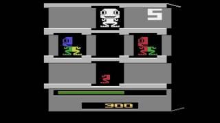 Assembloids - Atari 2600 Homebrew