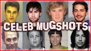 Why Did These Celebs Get Arrested? | Celebrity Mugshots