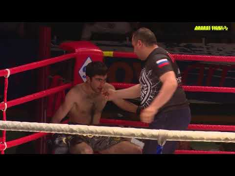 ARARAT FIGHT 2   Volodya Noroyan Vs Vahe Sahakyan