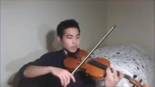 Rachel Platten - Fight Song [Instrumental & Violin Cover]